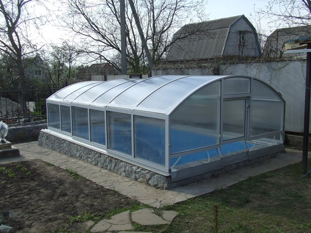 grande01 - Павильоны для бассейнов