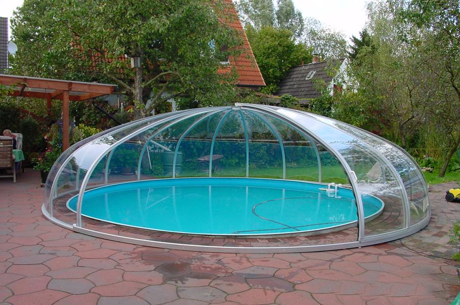 rund 1 - Павильоны для бассейнов