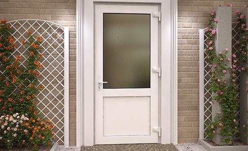 dver vhodnaja odnostvorchataja - Дверь входная одностворчатая