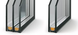 steklopaket 300x136 - Замена стеклопакетов